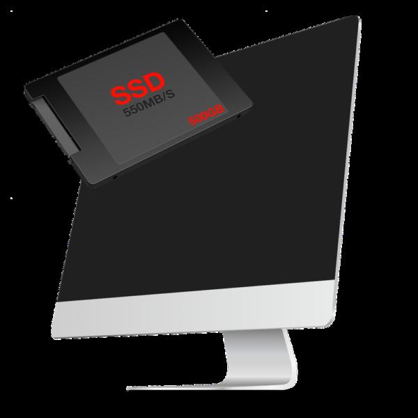 iMac 2012 2013 2014 2015 2017 SSD Upgrade Aufrüstung Freiburg