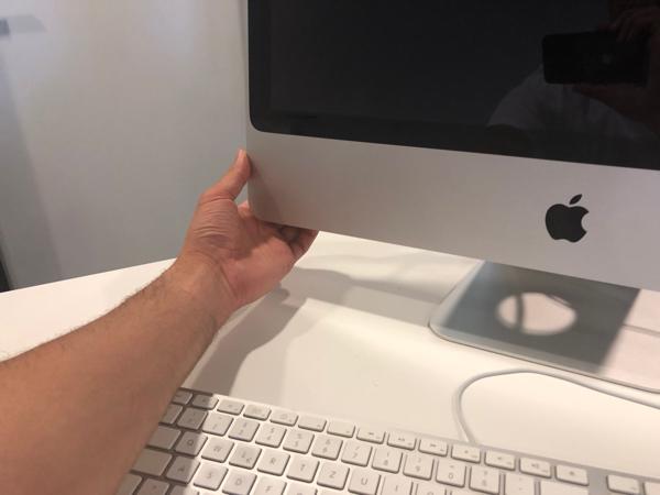 mac einschalten