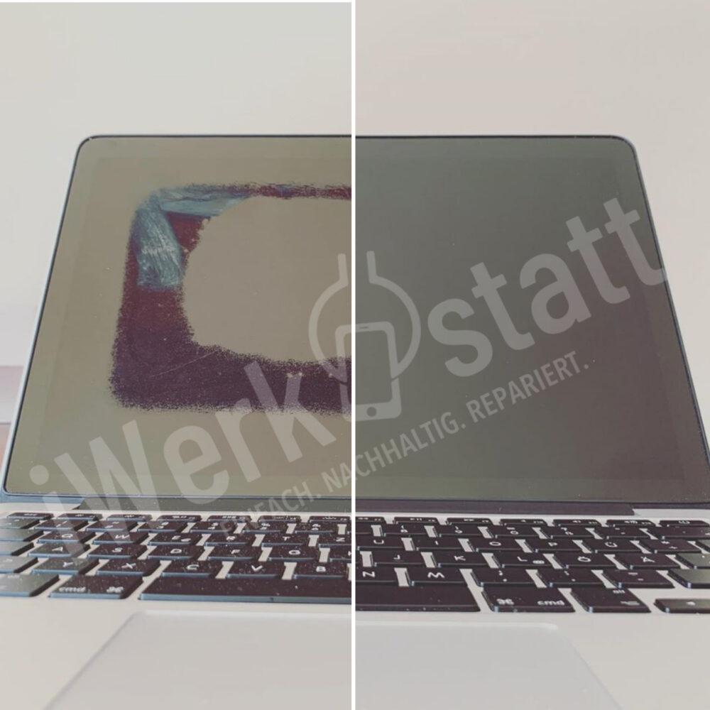 """MacBook Pro 13"""" 2013 Staingate Reparatur"""