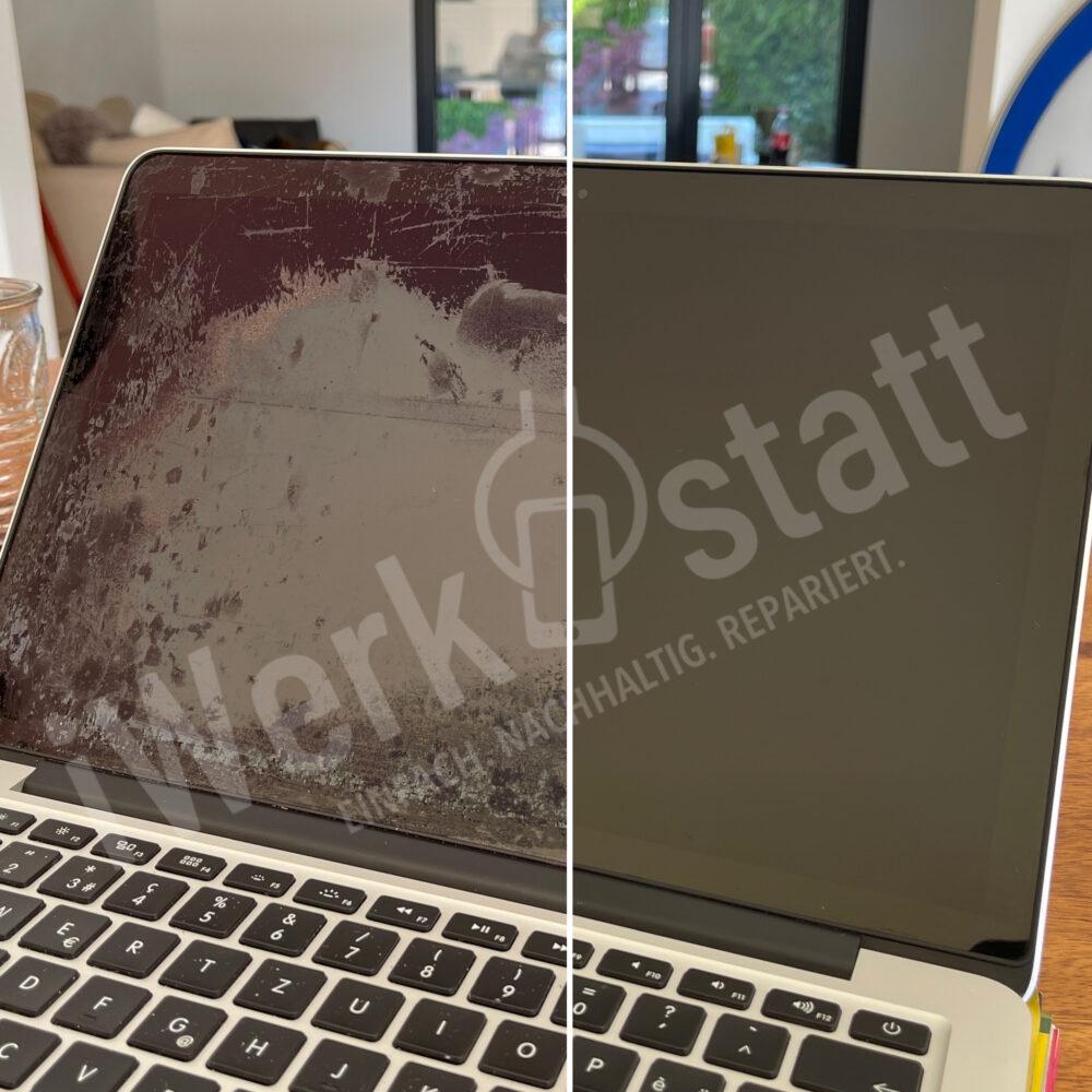 """MacBook Pro 13"""" 2014 Staingate Reparatur"""