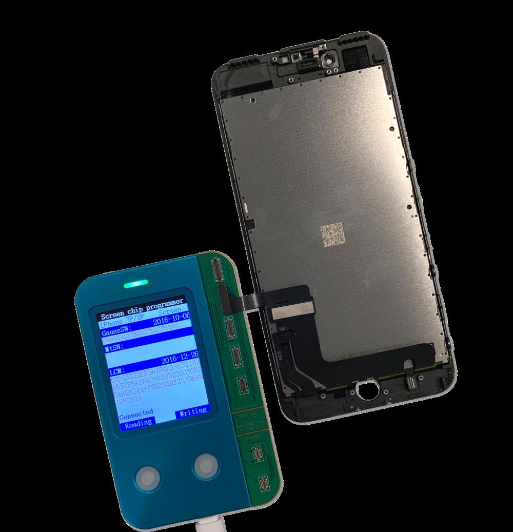 EEPROM Programmierung eines iPhone 7 Display