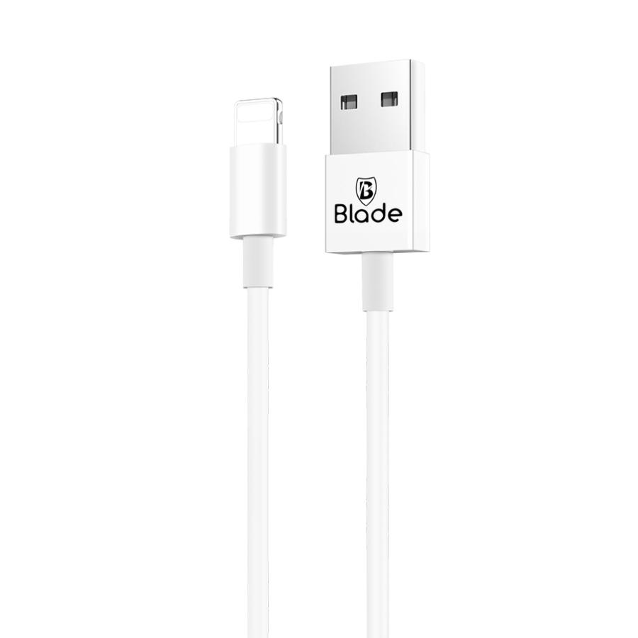 Blade Lightning zu USB Kabel 1 meter weiß
