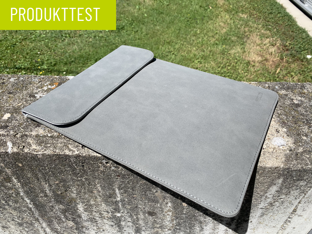 Produkttest Review : HYZUO MacBook Pro & Air Sleeve Tasche