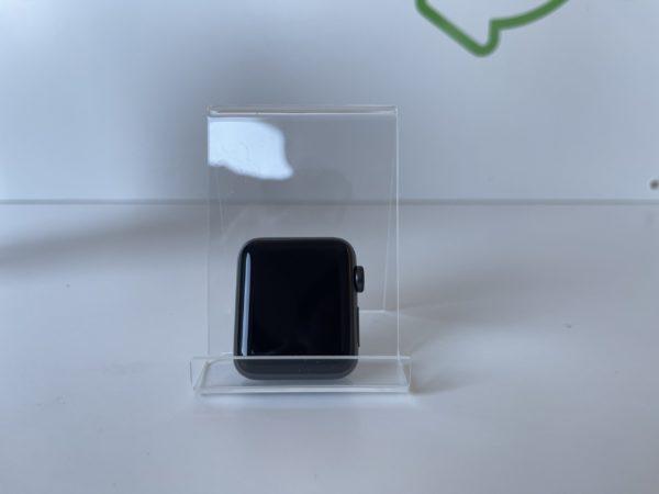 Apple Watch Series 3 38mm Aluminium Space Grau •Sehr gut •Akku 97%