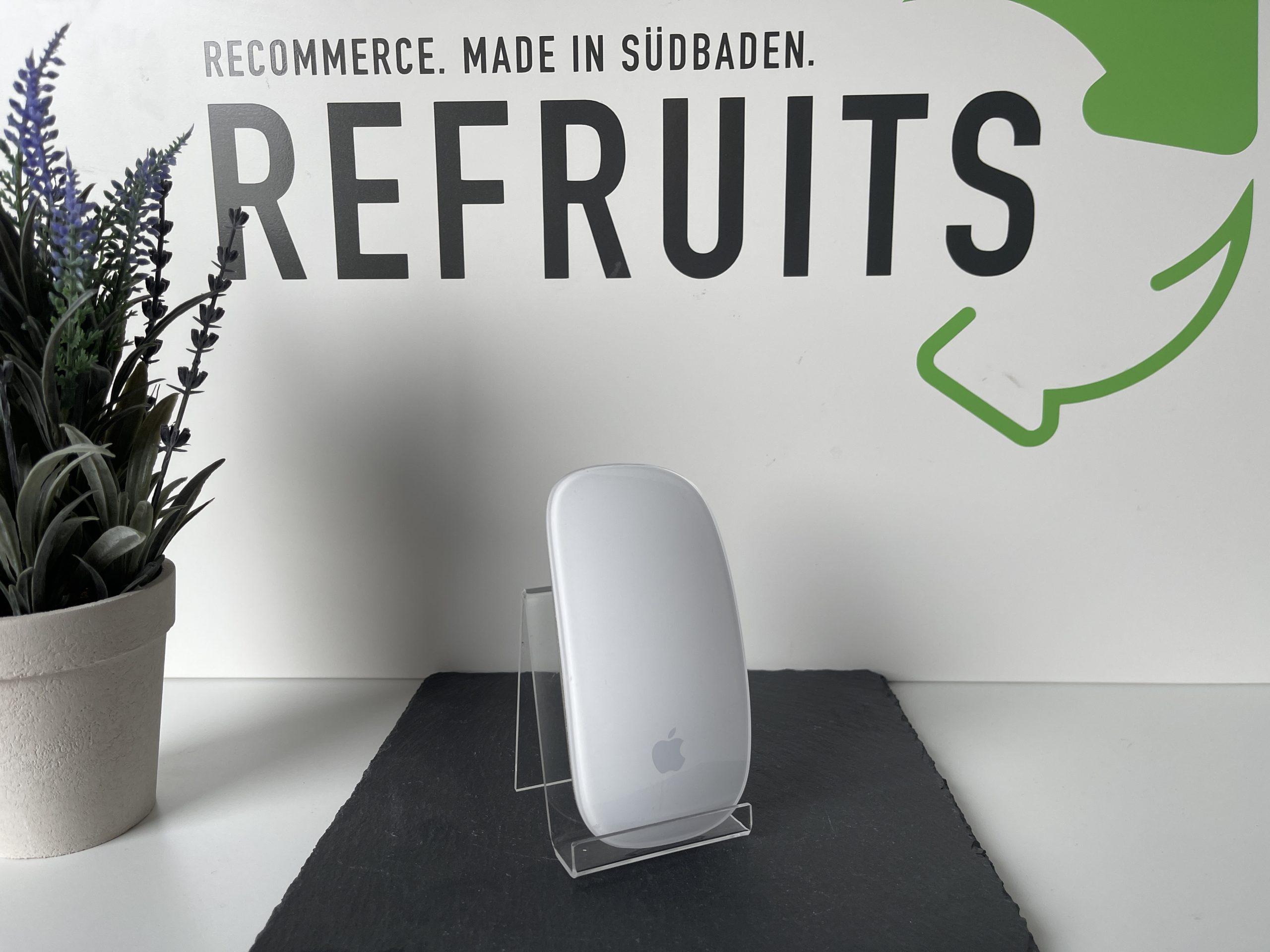 Apple Magic Mouse (Batteriebetrieben) / Sehr gut / Garantie
